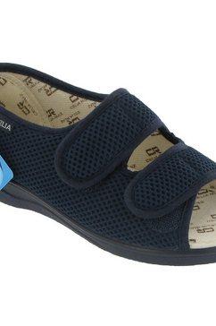 1098497544 sandalen »celie ruiz 214 frauen-damen sandalen extra weit« blauw