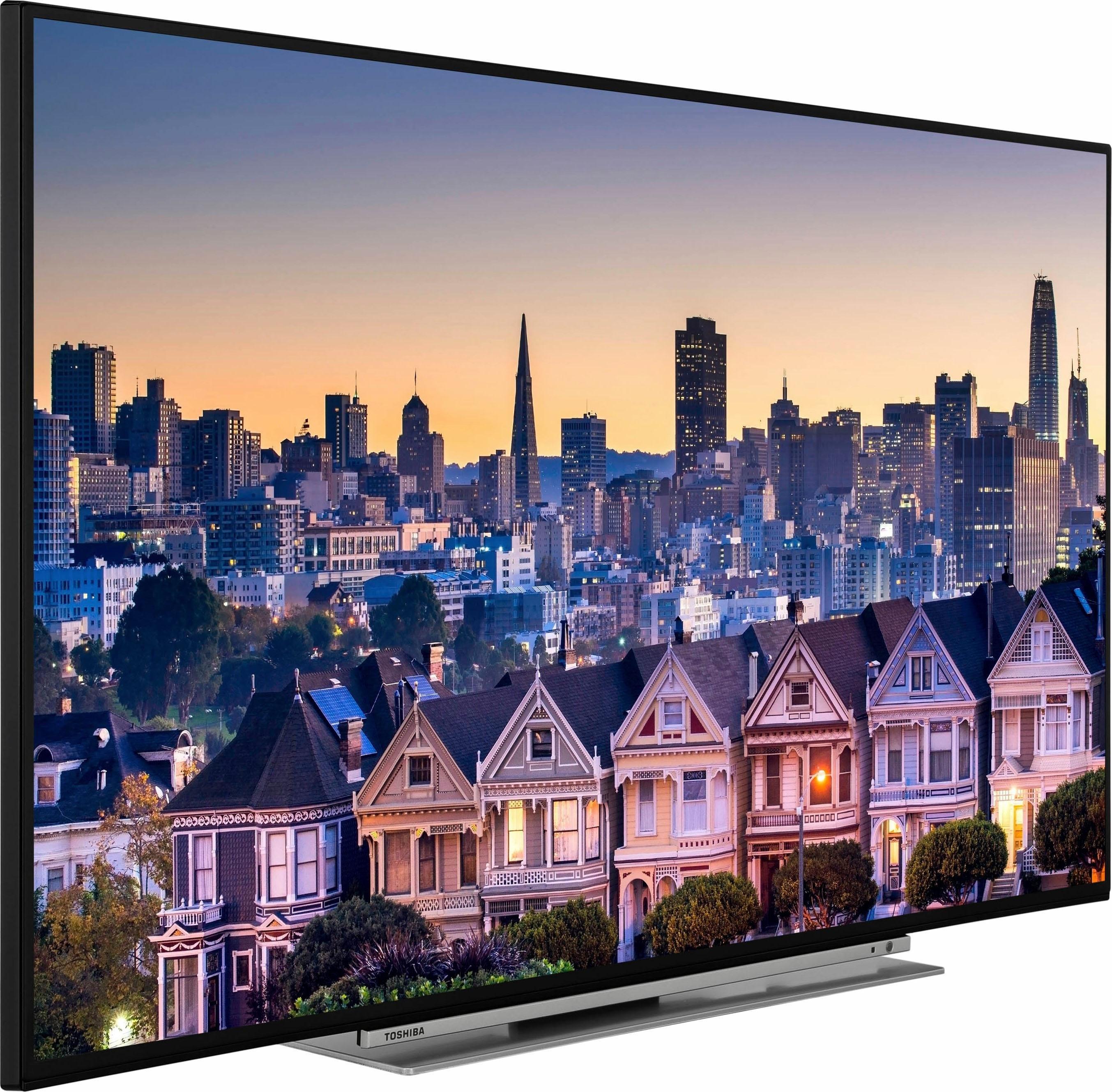Toshiba 49UL5A63DG LED-televisie (123 cm / (49 Inch), 4K Ultra HD, Smart-TV in de webshop van OTTO kopen