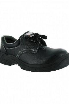 centek werkschoenen »safety dames veiligheidsschoenen fs337« zwart
