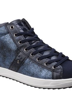 1098497550 sneakers »diva damen steffy metallic s« blauw