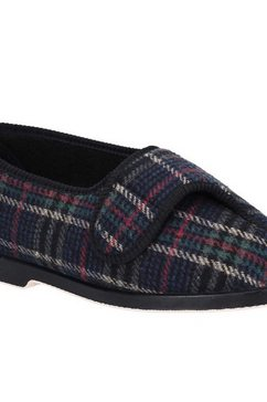 1098497542 pantoffels »bill herren e - slippers mit klettverschluss« multicolor