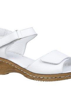 1098497546 sandalen »damen linden klettverschluss n« wit