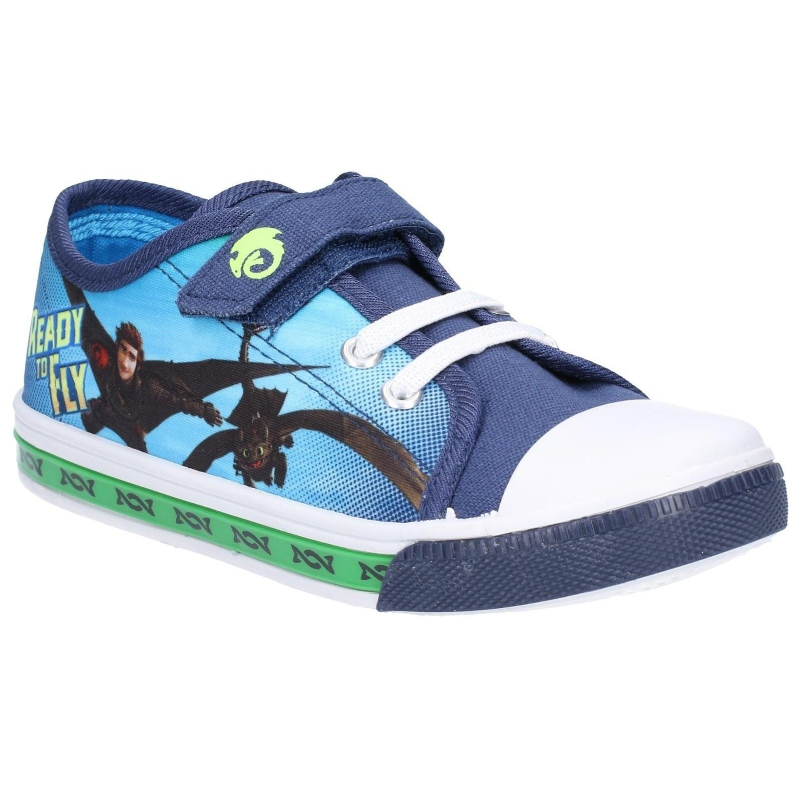 Leomil sneakers »Jungen How To Train Your Dragon niederer Sneaker mit Klettverschluss« - verschillende betaalmethodes