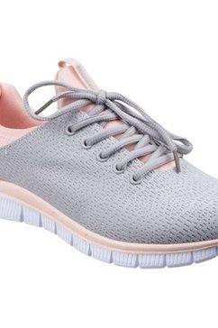 fleet  foster sneakers »damen pompei sommerschuhe« grijs