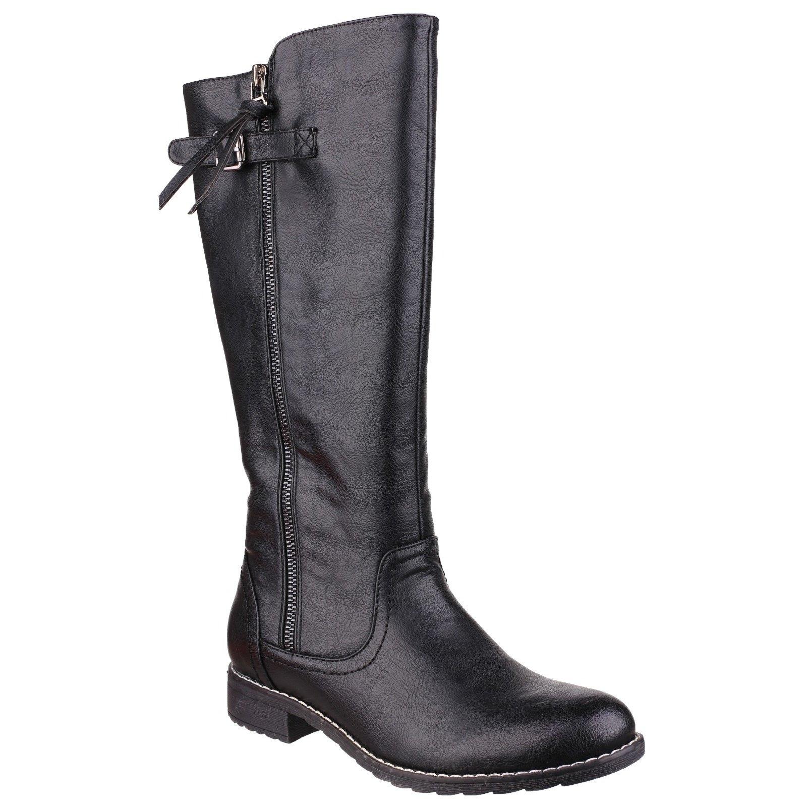 Divaz laarzen »Damen Bari« nu online kopen bij OTTO