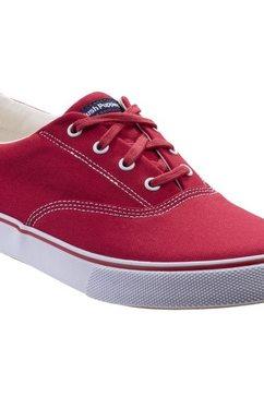 hush puppies sneakers »damen byanca sneaker zum schnueren« rood