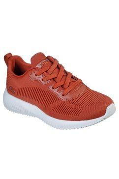skechers sneakers »bobs squad - tough talk« oranje
