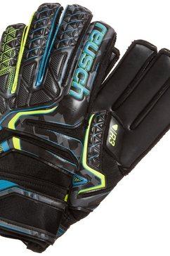 reusch keepershandschoenen »attrakt r3 finger support« zwart
