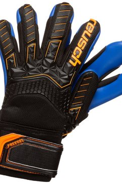 reusch keepershandschoenen »attrakt freegel s1 finger support« zwart