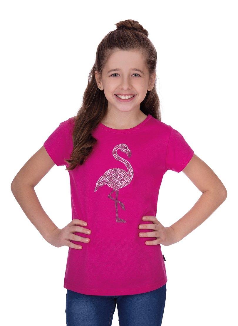 Trigema T-shirt met glittermotief op de voorkant online kopen op otto.nl