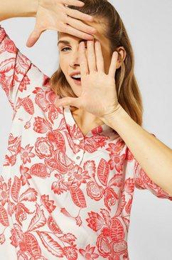 cecil blouse zonder sluiting beige