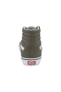 vans sneakers »sk8-hi« groen