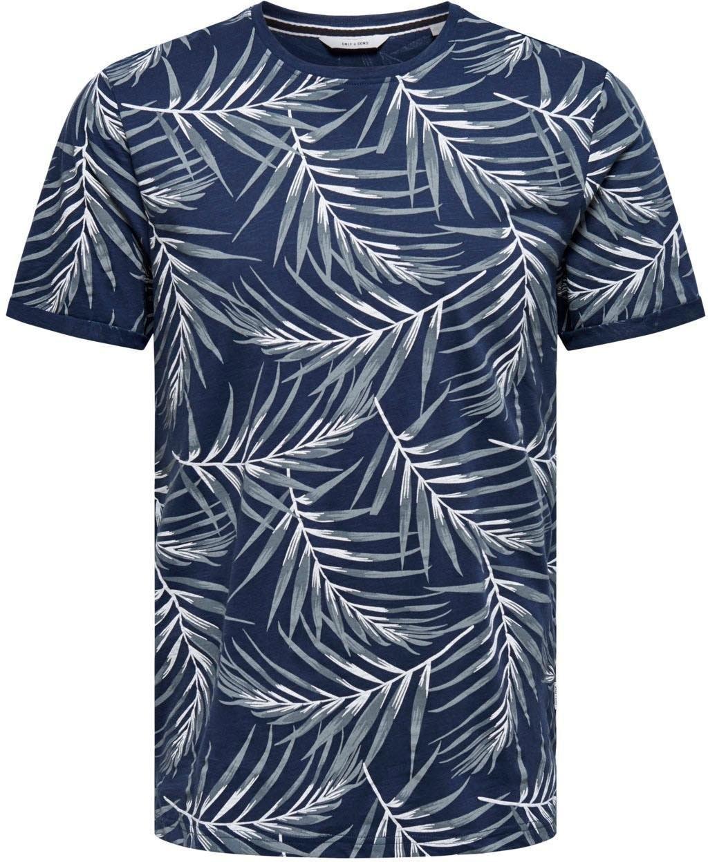 Only & Sons T-shirt »IASON« bij OTTO online kopen