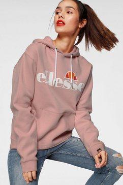 ellesse hoodie »torices over head hoody« roze
