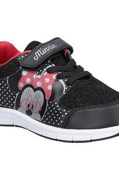 leomil sneakers »maedchen sneaker mit minni-maus-design« rood