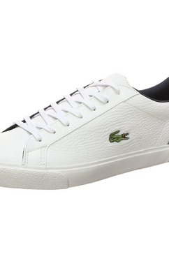 lacoste sneakers »lerond« wit