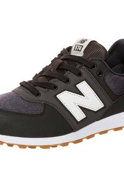 new balance sneakers »gc574-m« zwart