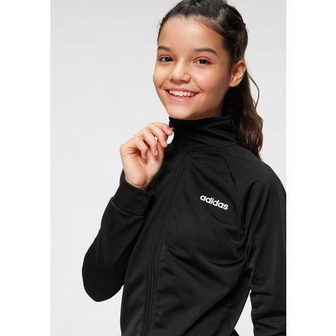 NU 20% KORTING: adidas Performance trainingspak YOUTH GIRL TRACKSUIT