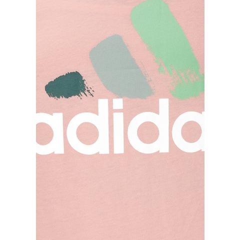NU 20% KORTING: adidas Performance T-shirt JOUNG GIRLS BATCH OF SPORT GRAPHIC TEE
