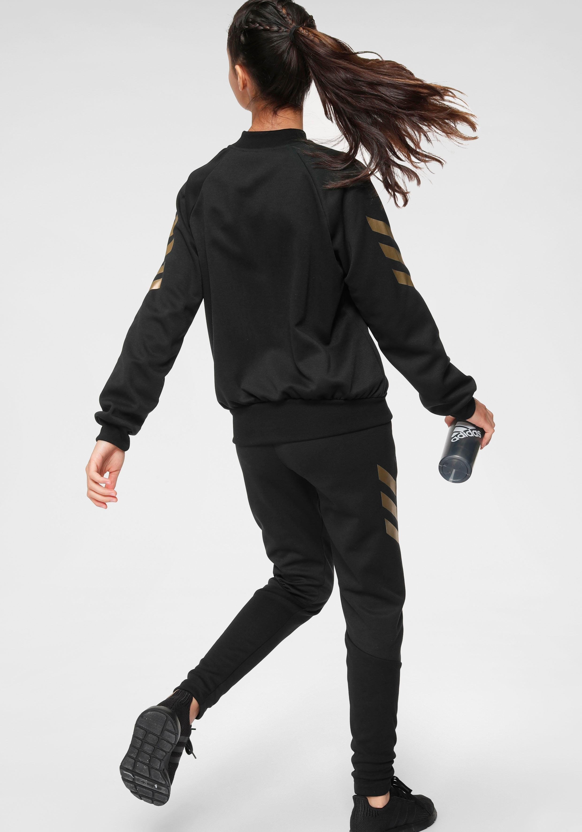 adidas Performance trainingspak »GIRLS TRACKSUIT« online kopen op otto.nl