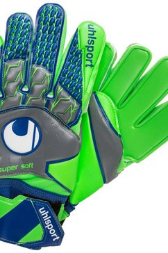 uhlsport keepershandschoenen »tensiongreen supersoft« groen