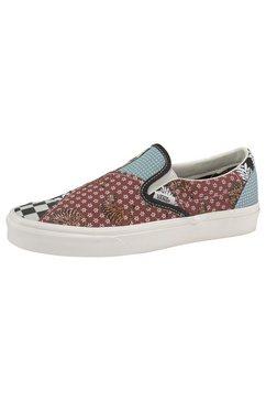 vans sneakers »classic slip-on« multicolor
