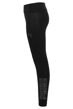 puma legging »leggings girls« zwart