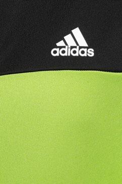 adidas performance trainingspak »youth boy tracksuit tiberio« zwart