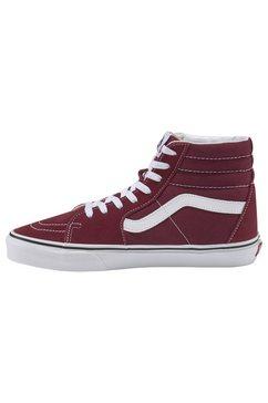vans sneakers »sk8-hi« rood