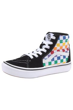 vans sneakers »comfycush sk8-hi« multicolor