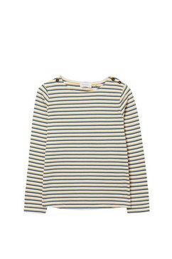 fat face shirt met lange mouwen »kinder langarmtop, gestreift« geel