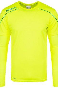 uhlsport keepersshirt »stream 22« geel