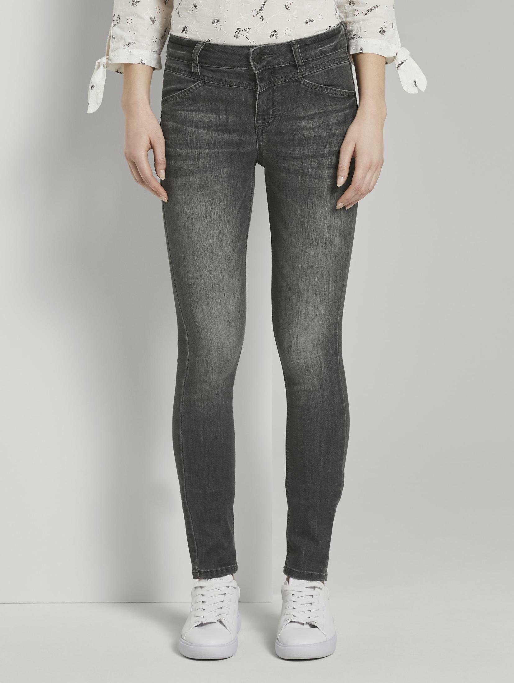TOM TAILOR skinny fit jeans »Alexa Skinny Jeans« - gratis ruilen op otto.nl