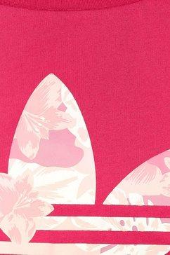 adidas originals t-shirt »tee« roze