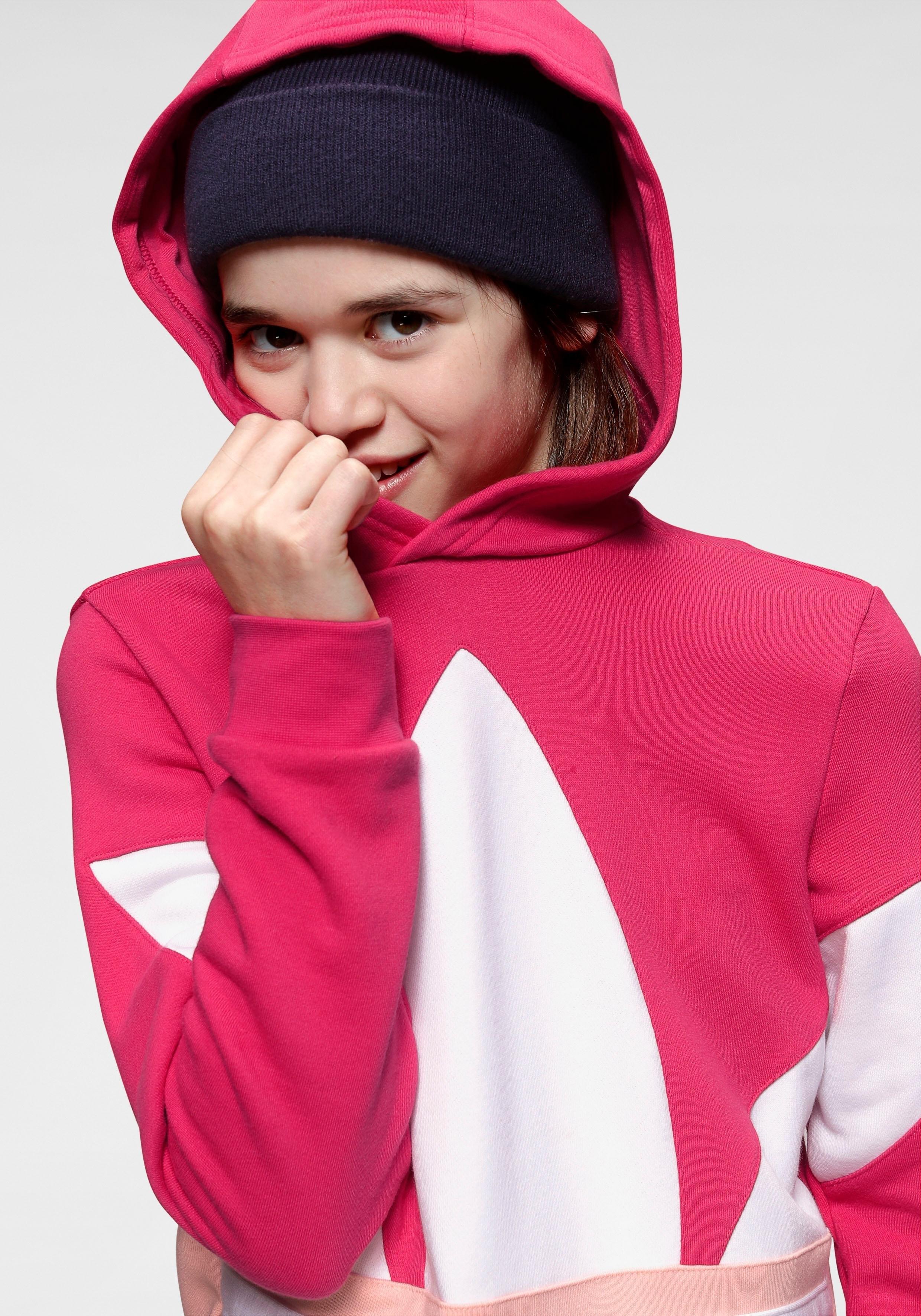 adidas Originals hoodie »BIG TREFOIL HOODIE« - verschillende betaalmethodes