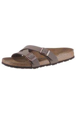 birkenstock slippers »yao« bruin