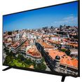 toshiba »43u2963dg« led-tv zwart