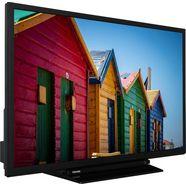 toshiba 32l3963da led-televisie (80 cm - (32 inch), full hd, smart-tv zwart