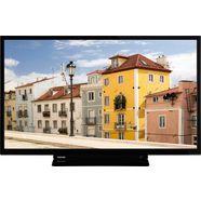 toshiba 32w3963da led-televisie (80 cm - (32 inch), hd-ready, smart-tv zwart