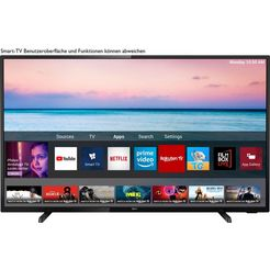 philips 43pus6504 led-televisie (108 cm - (43 inch), 4k ultra hd, smart-tv zwart
