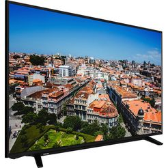 toshiba »43u2963dg« led-tv zwart