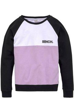 bench. sweatshirt multicolor