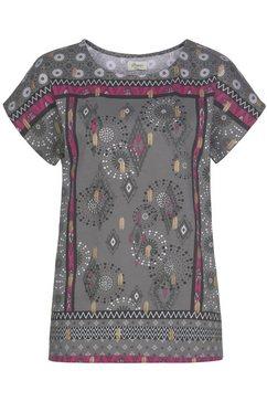 boysen's shirt met print multicolor
