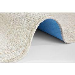 bt carpet loper »fineloop comfort«, bt carpet, rechthoekig, hoogte 8,5 mm, machinaal getuft beige