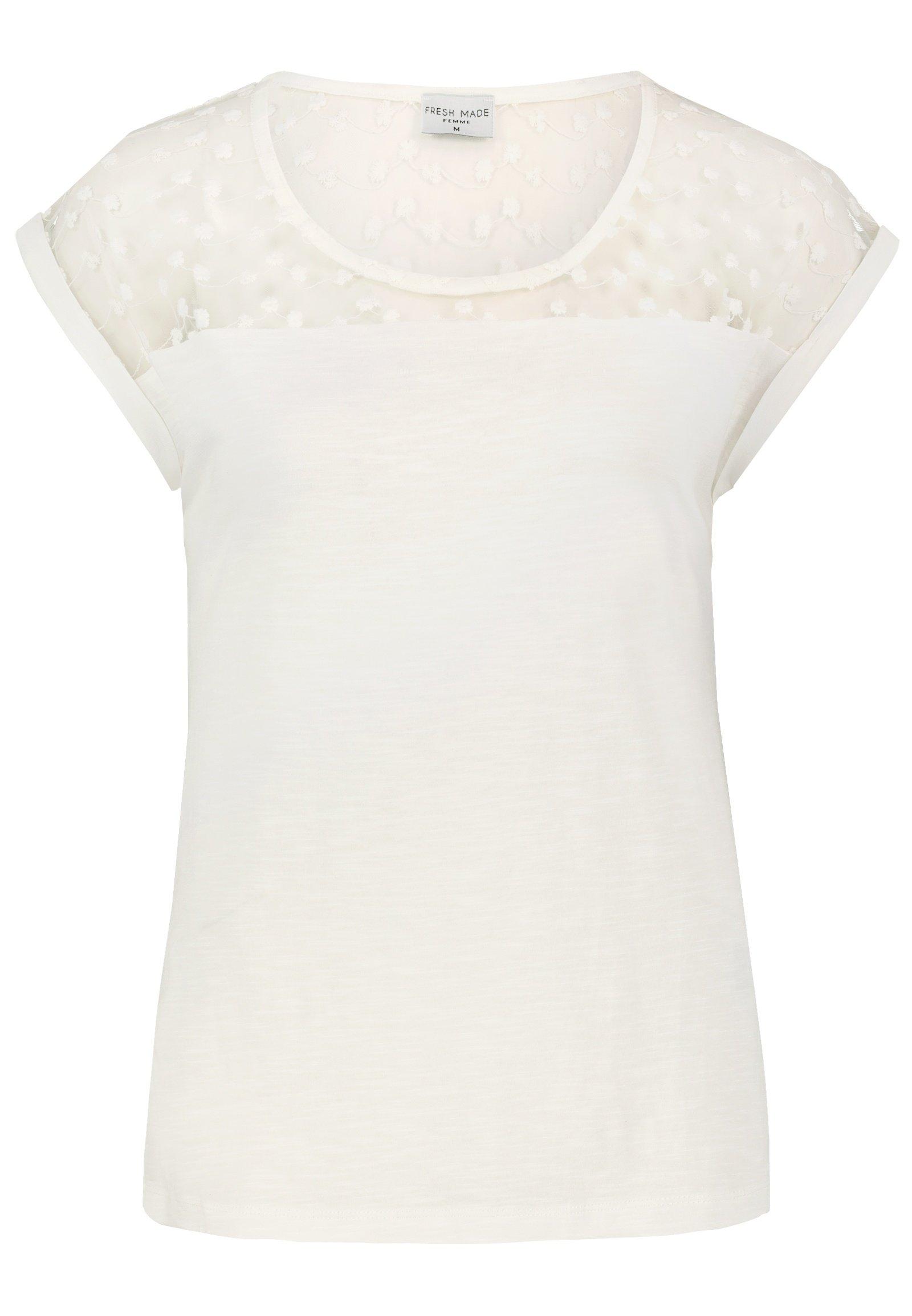 Fresh Made shirt met ronde hals voordelig en veilig online kopen