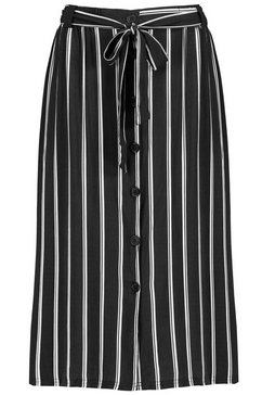 eight2nine rok in a-lijn zwart