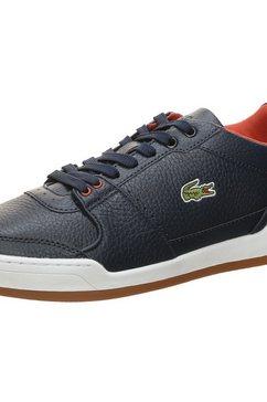 lacoste sneakers »challenge« blauw