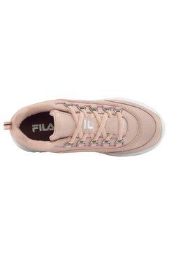 fila sneakers »strada low« roze