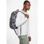 nike »nike elemental 2.0 printed backpack« sportrugzak grijs