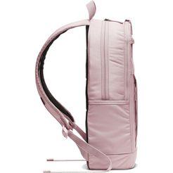 nike sportswear sportrugzak »nk elmntl bkpk - 2.0« roze